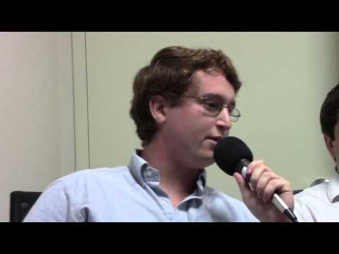 Jason Shuman, Jeffrey Shuman and Bill Walton July 15 Broadcast