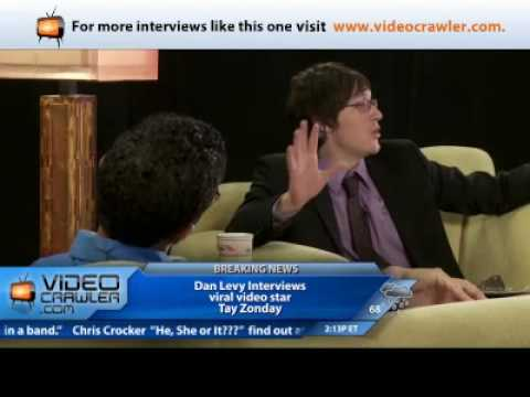 Chocolate Rain Star Tay Zonday Full Interview