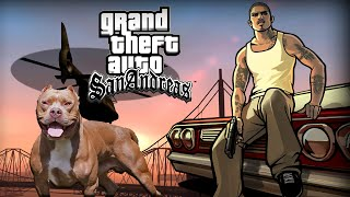 Gta San Andreas Dog Attack