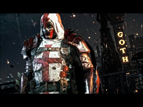 Бэтмен против Азраила ► Batman: Arkham Knight ► Наследник Рыцаря