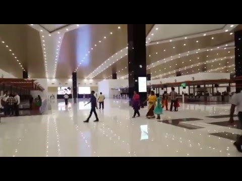 Cochin International Airport new Terminal Inauguration