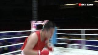 [RING B] ASBC Asian Youth Men's & Women's Boxing Championships 2018 DAY4