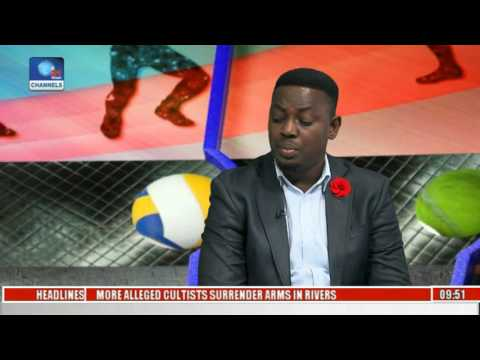Sports Papers Review With Tobi Emmanuel 01/11/16