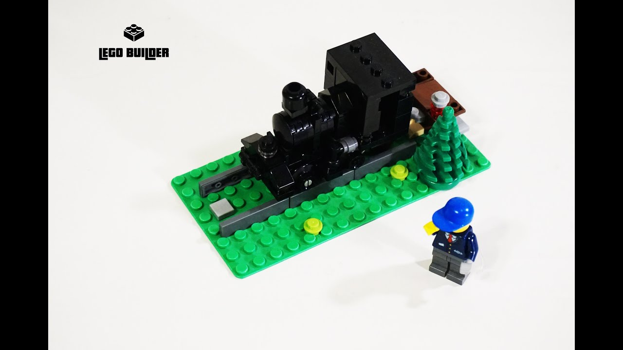 Lego Narrow Gauge Steam Train Lego Narrow Gauge Railway Moc