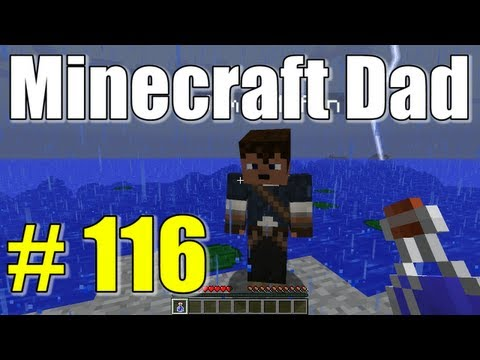 Minecraft Dad E116 