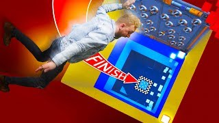 Fortnite Dropper Race Challenge!