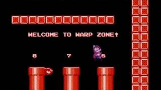 Strange Mario Bros in 4:25
