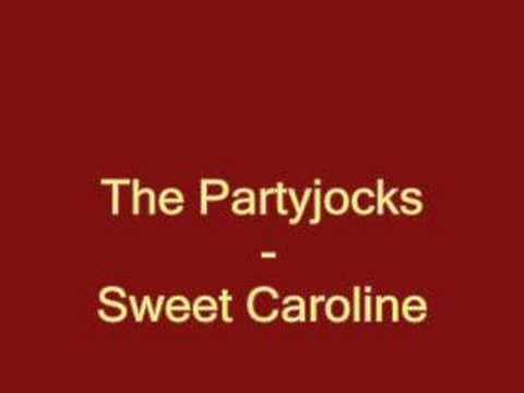 The Partyjocks - Sweet Caroline
