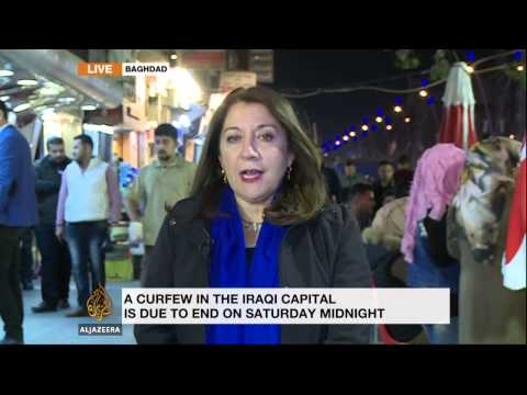 Baghdad suicide bombings hit restaurant and market