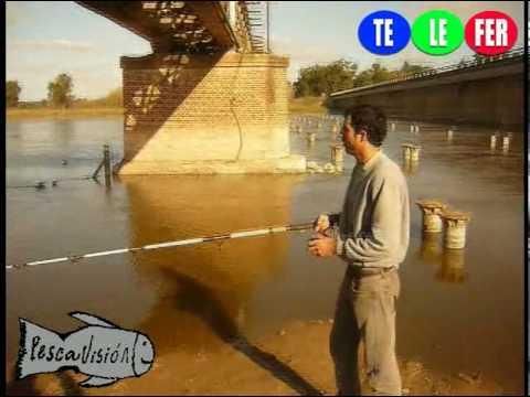 pesca puente el guerrero ruta 2 río salado, Tutorial del asado pescador