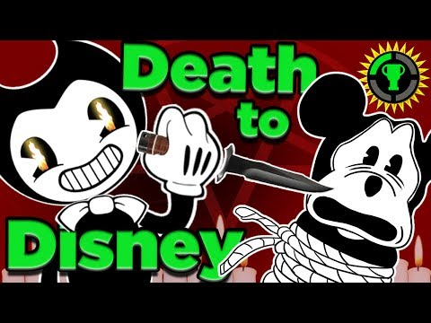 Game Theory: How Bendy EXPOSES Disney's Cartoon CONSPIRACY (Bendy and the Ink Machine)