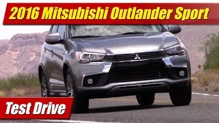 2016 Mitsubishi Outlander Sport GT: Test Drive