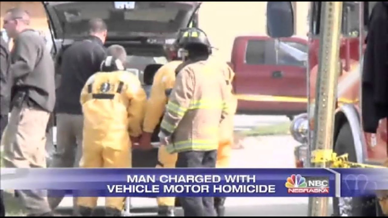 Man Charged With Motor Vehicle Homicide October 14 2014