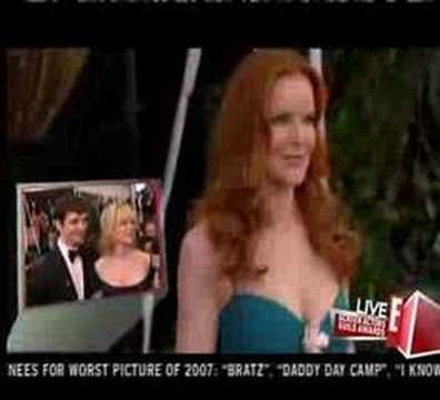 Judith Light & Michael Urie - SAG Awards 2008 Video