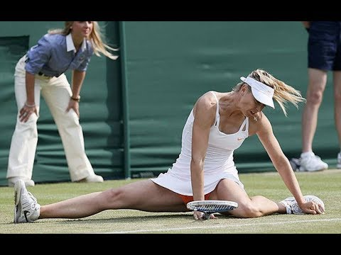 TENNIS FALLS & INJURIES