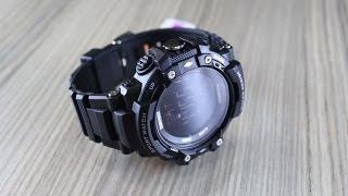 Fast Reviews N22 | SKMEI 1180 LED Digital Watch