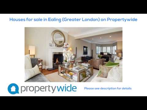 Houses for sale in Ealing (Greater London) on Propertywide