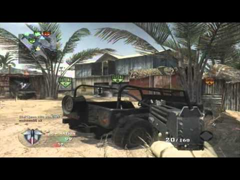 Call of Duty Black Ops Interrupted Commentary 41-9 Firing Range Mac11