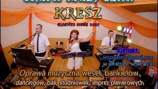 Zespół KRESZ - mix weselny vol. 1 (Krośniewice, Kutno, Zgierz, Łódź)