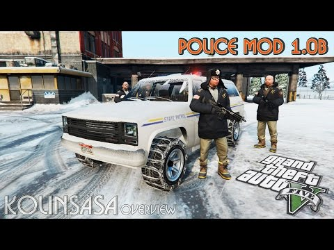 Police Mod 1.0b