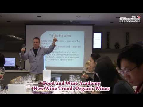 New Wine Trend: Organic Wines