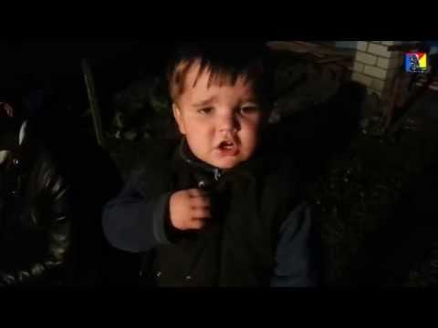 Просмотр видео Мальчику всего два года, но как он поет гимн Украины!