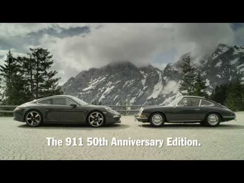 Tradition: Future – The 911 50th anniversary edition