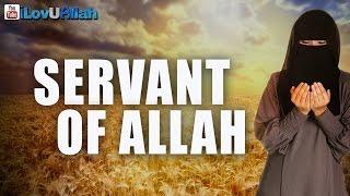 Servant Of Allah| Emotional Reminder