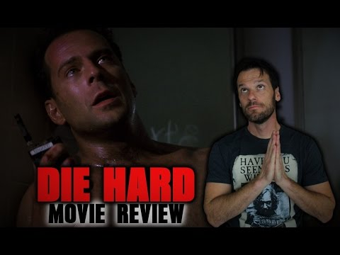 Die Hard Movie Review (RIP Alan Rickman)