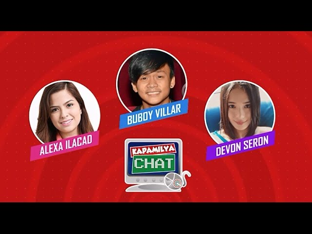 Kapamilya chat with Alexa Ilacad, Devon Seron and Buboy Villar for Everything About Her