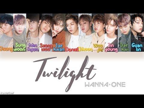 Wanna One (워너원) - Twilight [HAN|ROM|ENG Color Coded Lyrics]