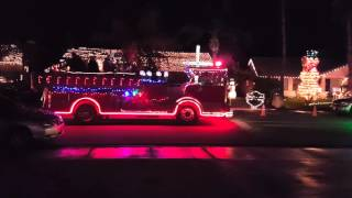Candy Cane Lane Minerva Rd Cathedral City CA 2015
