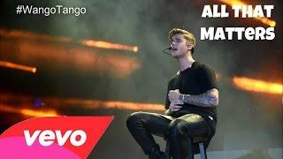 Justin Bieber All That Matters at Wango Tango