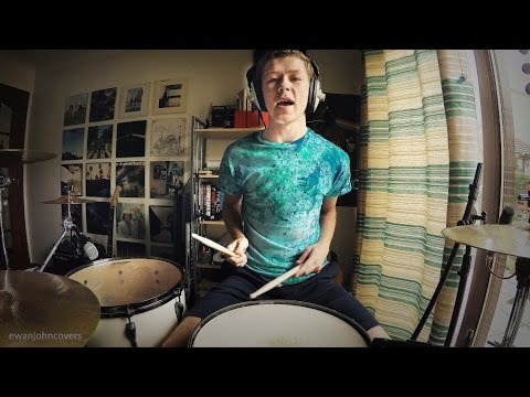 Dire Straits - Walk Of Life - Drum Cover (4K)