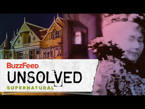 Return To The Horrifying Winchester Mansion