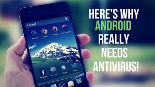 5 Reasons to Why Install Antivirus App in Android 2019