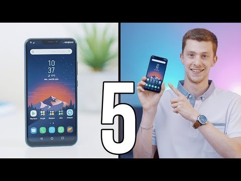 ASUS Zenfone 5 : Très bon smartphone milieu de gamme !