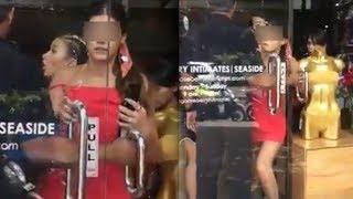 Video Viral Bule Curi Pakaian Dalam di Bali, Disembunyikan di Tempat Sensitif hingga Melawan Petugas