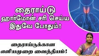 Thyroid Symptoms in Tamil, Thyroid Arikurigal in Tamil, Thyroid Foods to Eat in Tamil