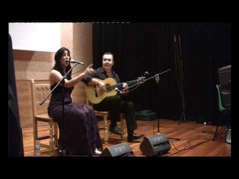 Tangos. Laura Vital y Manolo Franco