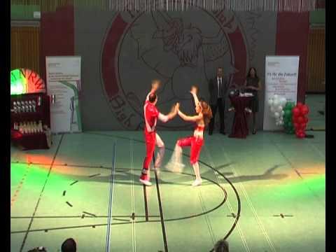 Mareike Treskow & Rene Körner - Landesmeisterschaft NRW 2013