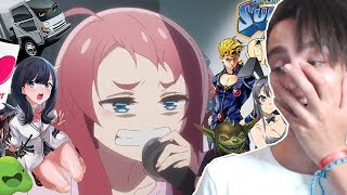 VEGETO REACTS TO The Best Animes of Fall 2018 !!!
