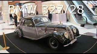 1939 BMW 327 / 28 quick review. vintage classic bmw