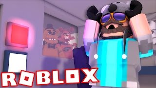 OMG!!! THEY CAN MOVE?!?! | FNAF Tycoon | ROBLOX