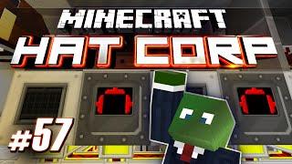Minecraft Hat Corp - Machine Mayhem #57