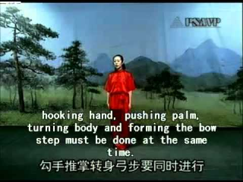 Wushu Chang Quan Yi Duan - tutorial