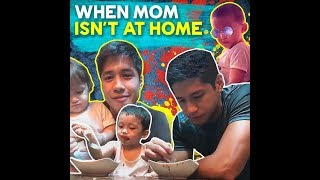 When mom isn't at home | Kylie Padilla & Aljur Abrenica | KAMI