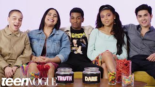 """On My Block"" Cast Plays I Dare You 