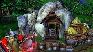 Warcraft 3 - Gnoll Wood TFT 10rp (3v3 #9)
