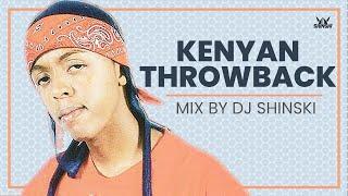 [Kenyan Throwback Edition] - East african Overdose Mix Vol 4 - Dj Shinski